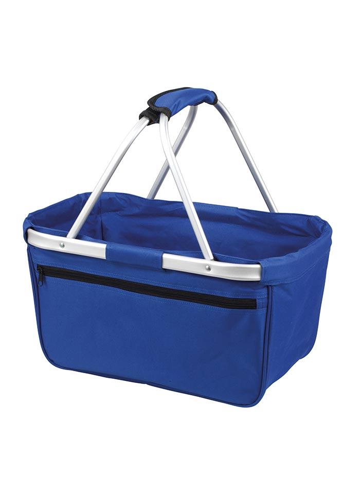 Nákupní košík - Královská modrá univerzal