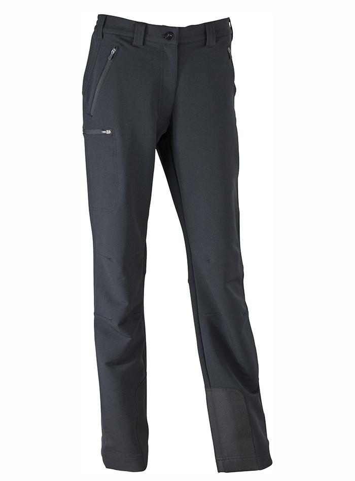 Dámské outdoorové kalhoty - černá M