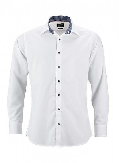 Pánská košeľa Plain