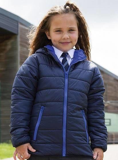 Detská prešívaná bunda