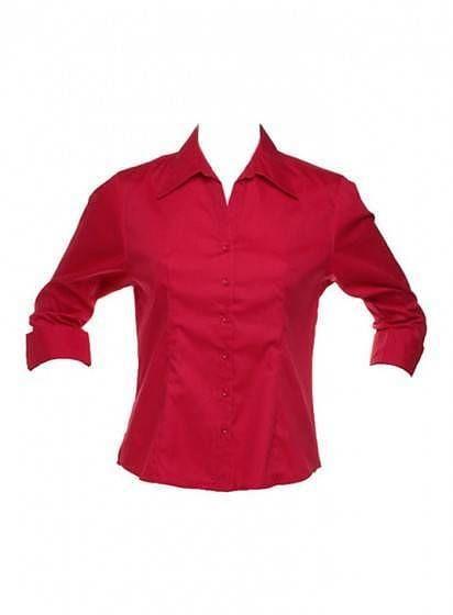 Dámská košile Oxford s 3/4 rukávy