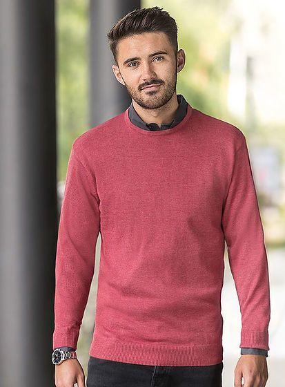 Pánsky pletený sveter