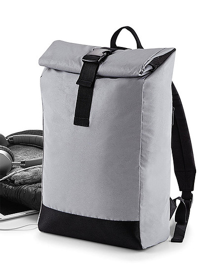 Prostorný batoh Roll-Top