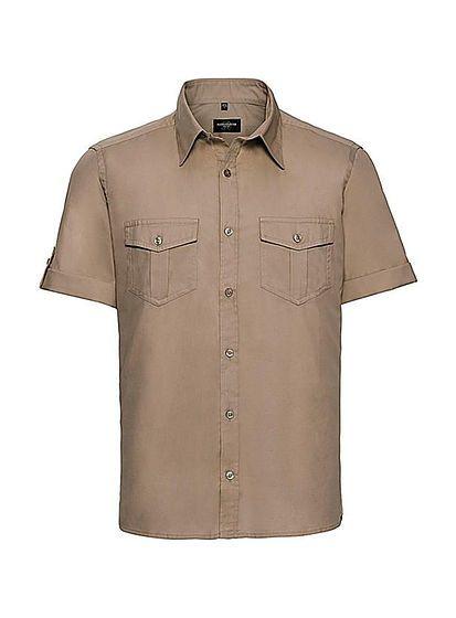 Pánska košeľa Roll Sleeve
