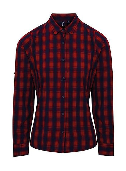 Dámská kostkovaná košile Mulligan
