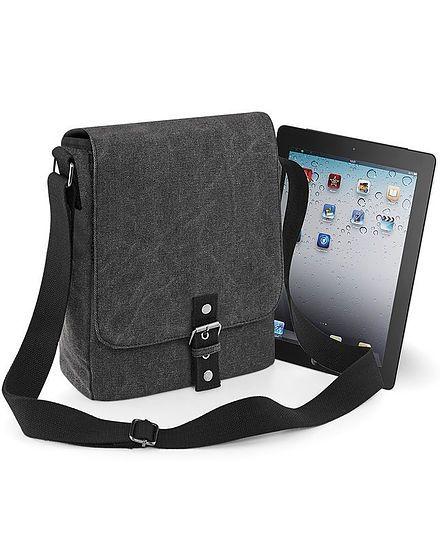 Vintage taška na iPad
