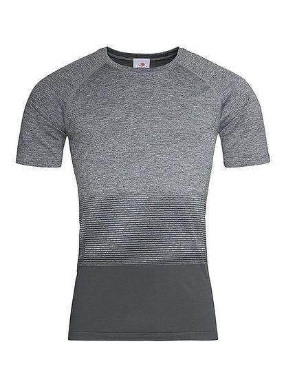 Pánské bezešvé tričko Active