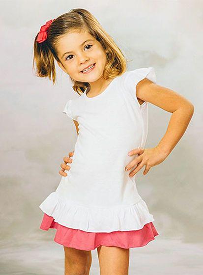 Detské šaty Sandy