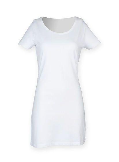 Dámské tričkové šaty