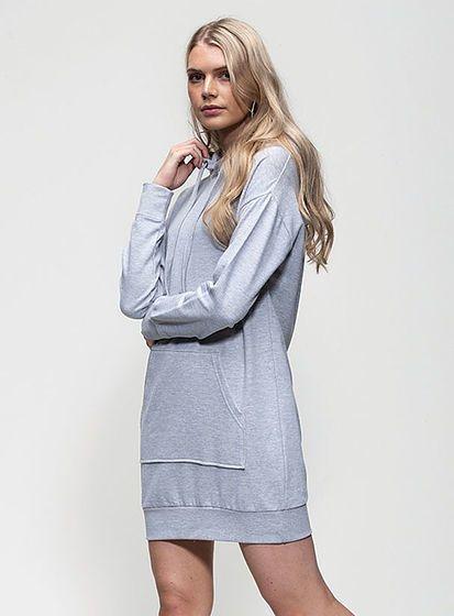 Teplákové šaty Hoods