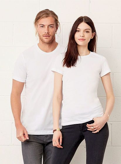 Unisex tričko Jersey