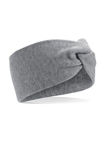Pletená čelenka Twist
