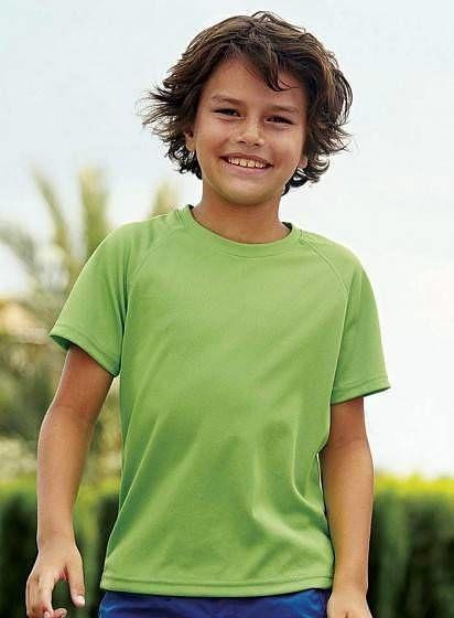 Dětské sportovní tričko
