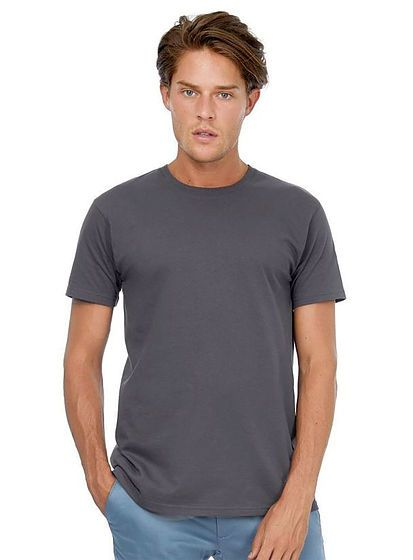 Silnější bavlněné pánské tričko