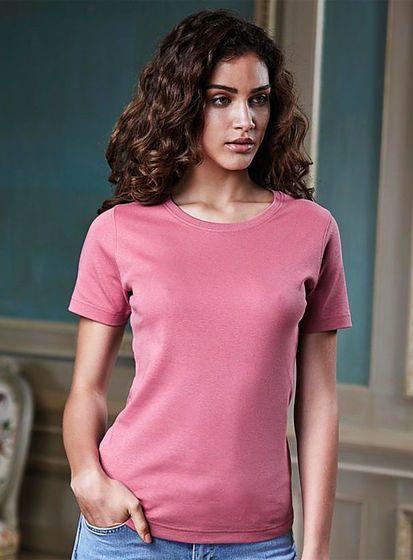 Silné bavlnené tričko Tee Jays Interlock