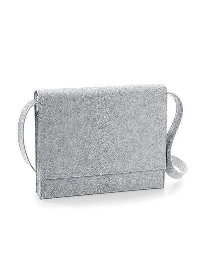 Plstěná taška messenger