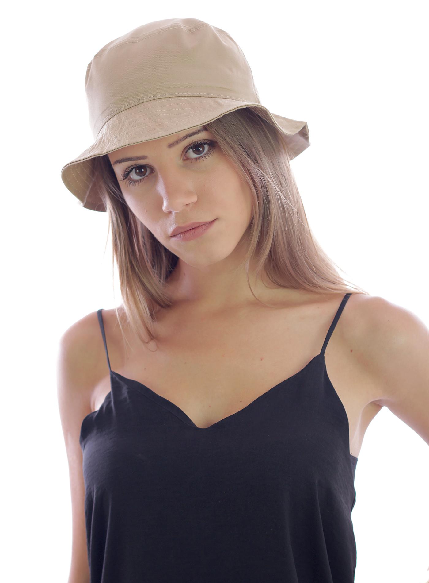 Bavlněný klobouk