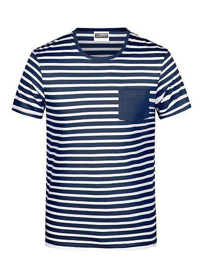 Pánské pruhované tričko