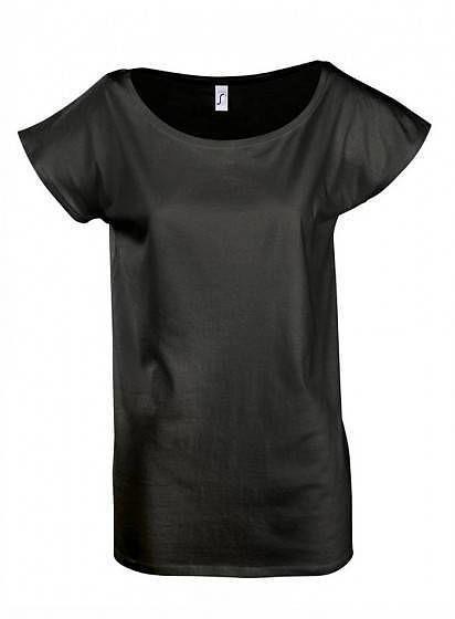 Prodloužené elegantní tričko