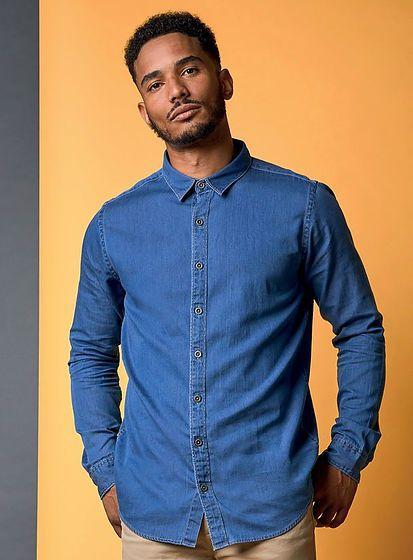 Pánská džínová košile Jack