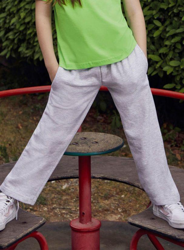 Detské ľahké tréningové nohavice