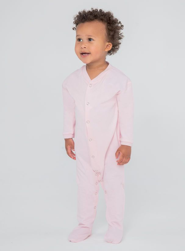 Dětské pyžamo na patenty