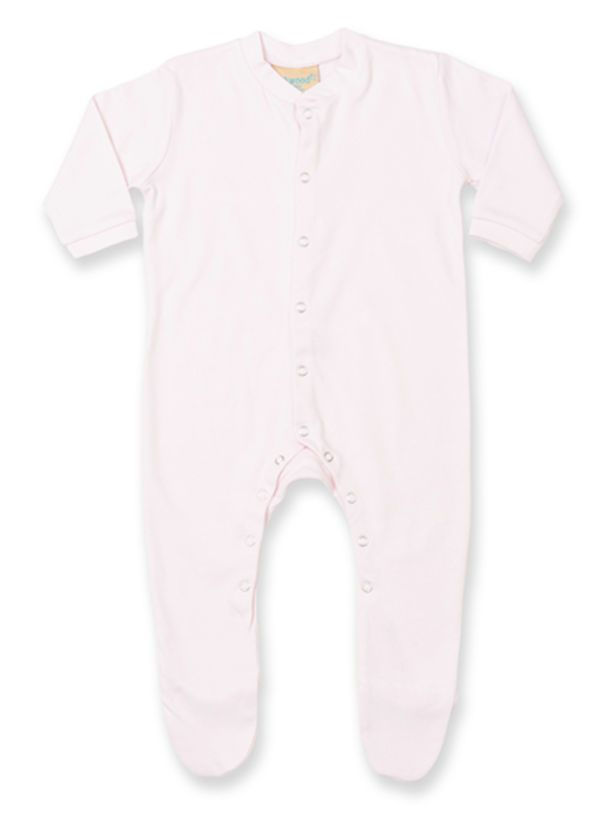 Detské pyžamo na patenty