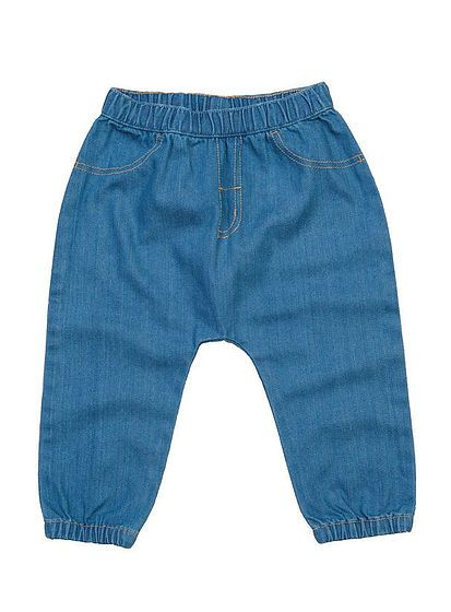Detské džínsové nohavice Rocks
