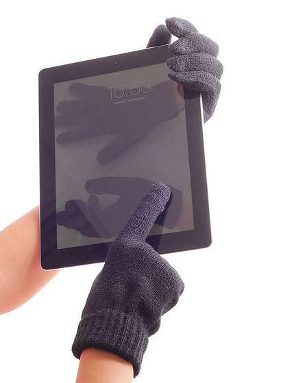 Unisex zimní rukavice Touch