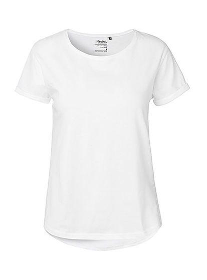Dámske tričko Roll-Up Neutral