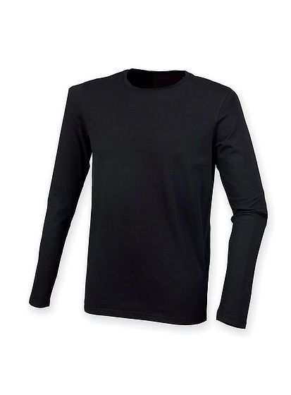 Pánské tričko s dlouhým rukávem Feels Good
