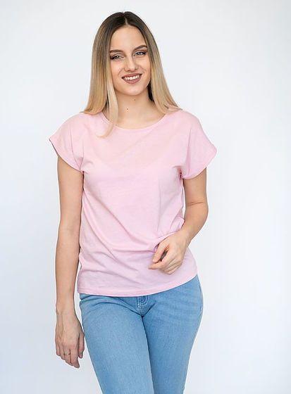 Dámske ležérne tričko Organic