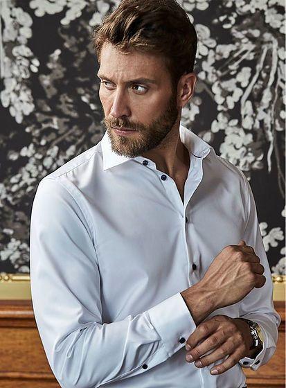 Pánská košile Luxury Slim Fit
