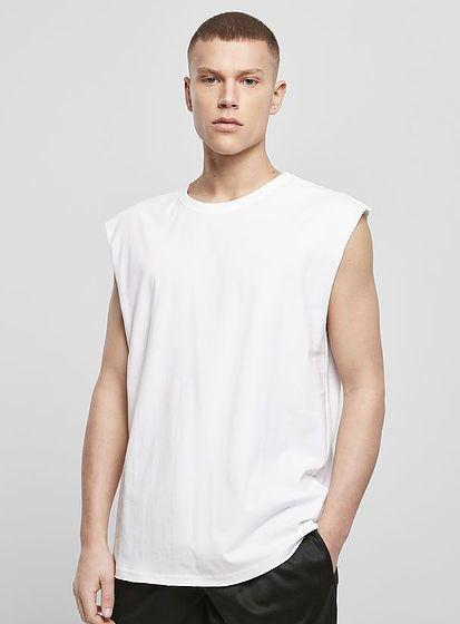 Pánské tričko bez rukávů