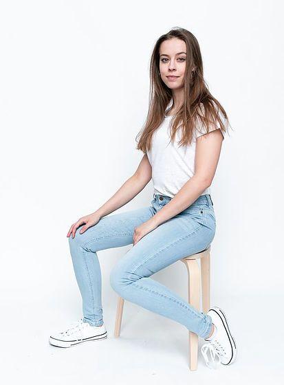 Dámské skinny džíny Lara