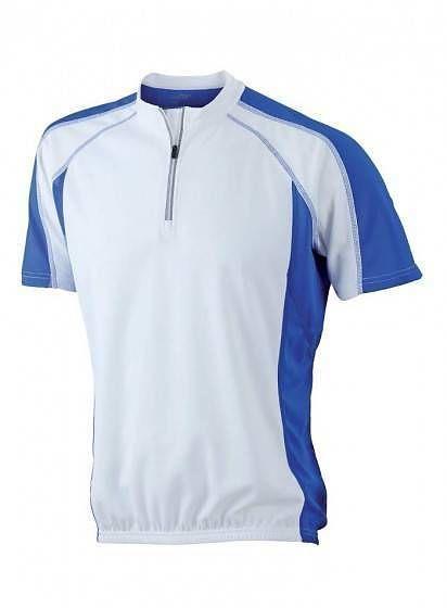 Cyklistické tričko James & Nicholson