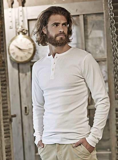 Vysoce komfortní tričko s dlouhým rukávem