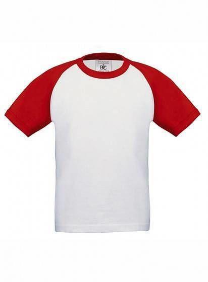 Chlapčenské tričko Baseball
