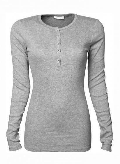 Trička - Jednobarevná kvalitní trička pro každou ženu.  75ea197263