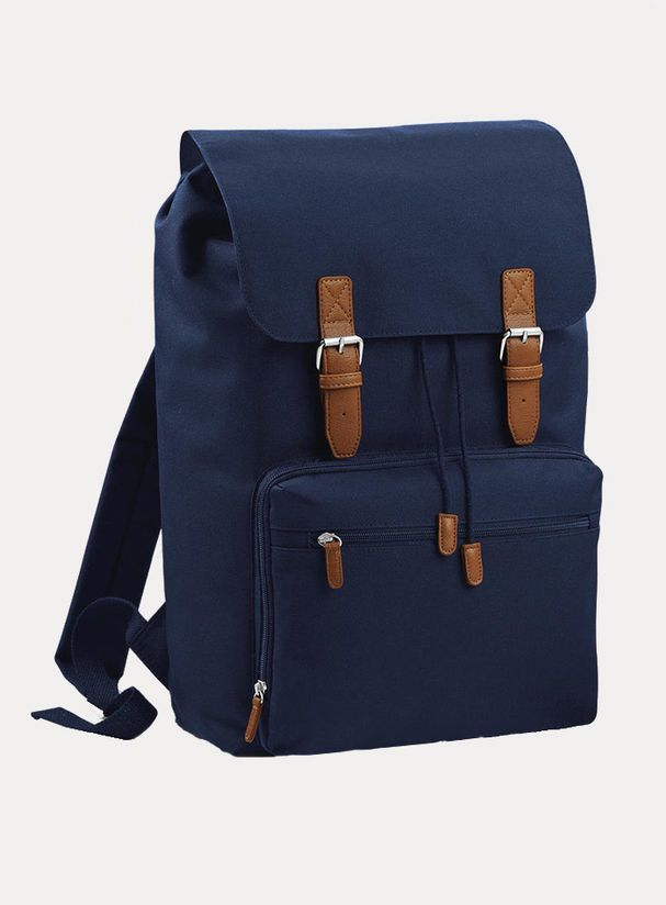 b04a9c5bd9 Prostorný retro batoh - Stylový ruksak batoh na výlety.