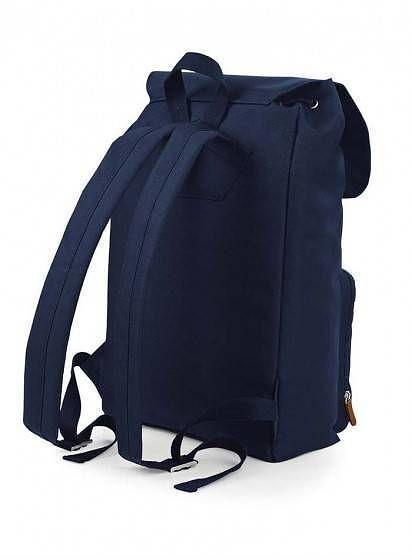 Priestranný retro batoh
