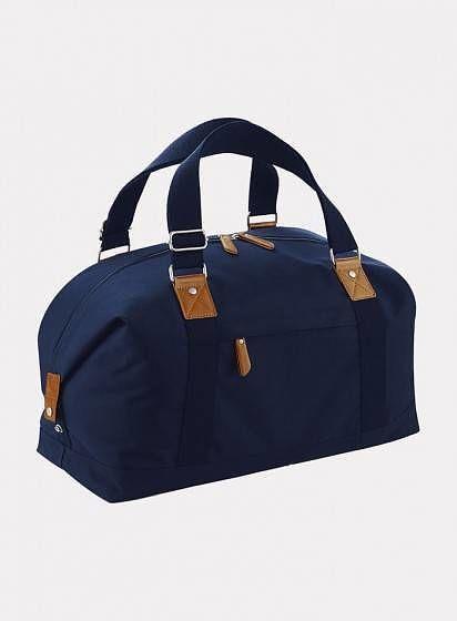 Vintage malá cestovní taška