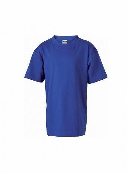 Kvalitné tričko James & Nicholson