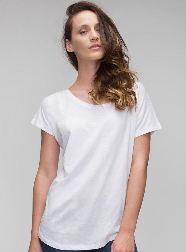 c09e23cafbc3 Stylové pohodlné tričko Mantis - Moderní volné dámské tričko ...