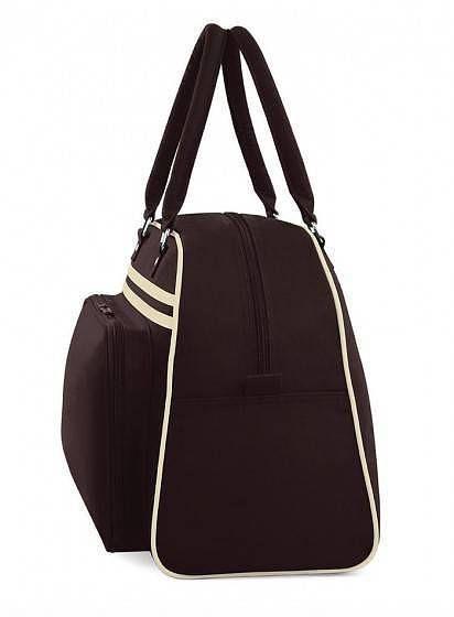 Priestranná retro taška