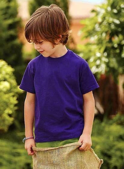 Detské tričko Fruit