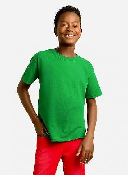 Silnější bavlněné tričko Gildan