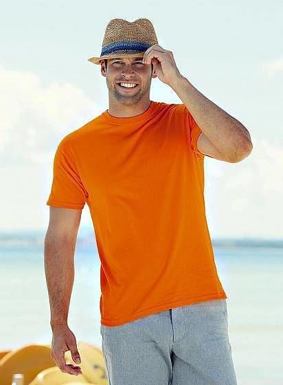 Tričká - Jednofarebná kvalitné tričká pre každého muža.  d404dd795cf