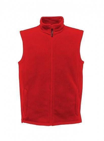 Pánská fleecová vesta