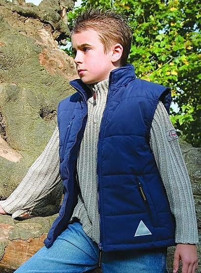 Prešívaná vesta